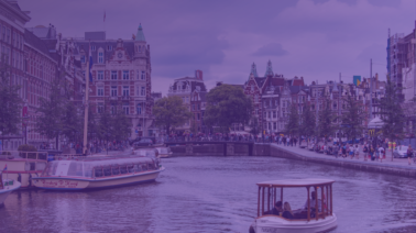 Solve.Care CEO Pradeep Goel has arrived in Amsterdam to participate in Money 20/20 conference